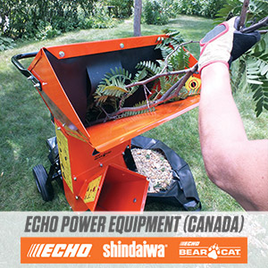 Echo Power Equipment Canada