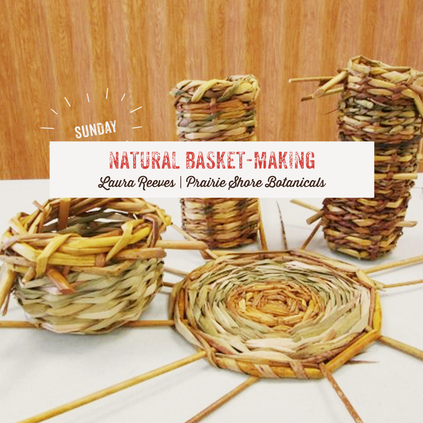 Natural Basket-making