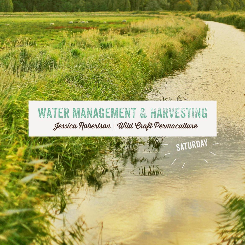 Water Management & Harvesting