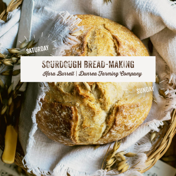 Sourdough Bread-making