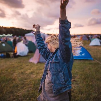 Field Camping